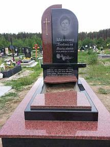 Памятник гранитный (Образец 745) 1