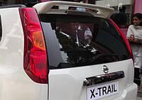 Спойлер Nissan X-Trail T31 (2007+), Ниссан ИКС Трейл
