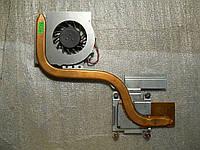 Система охлаждения кулер радиатор ноутбука Msi mega book L735 mod; MS-17172