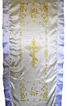 Ритуальне покривало атлас, фото 2