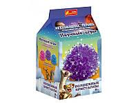 """Набор для опытов """"Кристаллы. Фиолетовый. Ледниковый период"""" 12177008Р, 0276"""