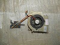 Система охлаждения кулер радиатор ноутбука Asus F3T