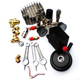 Запчасти и комплектующие на компрессоры