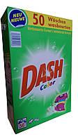 Стиральный порошок для цветных тканей- Dash Color-3.25 кг