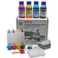 СНПЧ WWM Epson TX550/TX600/T40 (IS.0243)