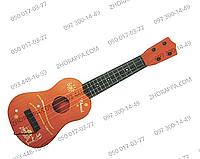 JT Гитара 130 A 3, четырехструнная, в классическом стиле, в кульке, развиваем музыкальные способности ребенка