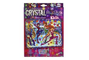 Набор Мозаика из кристаллов Cristal Mosaic Kids 02 Danko Toys