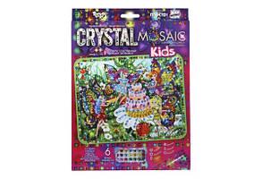 Набор Мозаика из кристаллов Cristal Mosaic Kids 08 Danko Toys