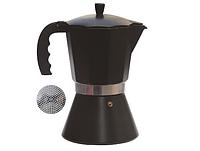 Кофеварка гейзерная Edenberg EB-1816  на 6 чашек
