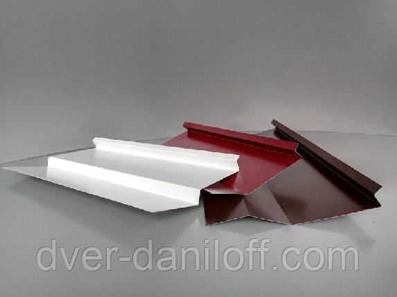 Козирок ширина 100 мм (L=будь-яка), фото 2