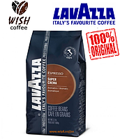 Lavazza Super Crema 1000g  Оригинал (Лавацца Супер Крема 1кг)