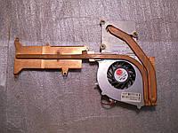 Система охлаждения кулер радиатор ноутбука LG LW60