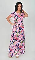 """Красивое летнее платье в пол """"165"""", фото 1"""