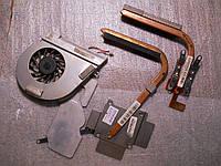 Система охлаждения кулер радиатор ноутбука Toshiba satellite a200