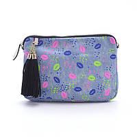 Женская сумочка-клатч L.Pigeon N9-81516 beige