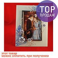 Фоторамка стеклянная 008 / Настольные фоторамки