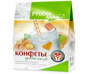"""Конфеты """"Пробиомилк"""" - пробиотики для детей"""