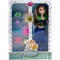 """Лялька """"FR"""" з одягом та аксесуарами (коробка) 1312Е р.25*5*33 см"""