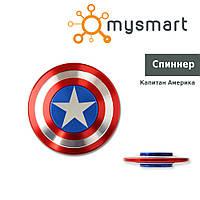 Спиннер Капитан Америка Fidget Spinner-17