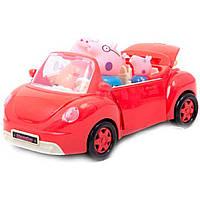 """Машина для героїв """"Свинка Пеппа"""" ТМ8808 р.28х15,5х20 см."""