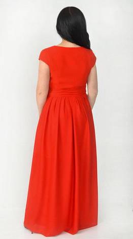 Длинное платье размер 50, фото 2