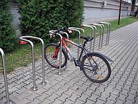 Велопарковка одиночная