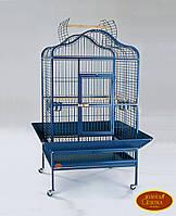 Вольер для средних и крупных попугаев 81(103)х58(80)х161 см