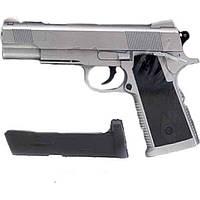 Пистолет CYMA ZM25 с пульками метал.кор. H120316102 (JH130221101B)
