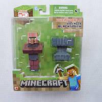 Игровой набор Minecraft Blacksmith Villager с аксессуарами, 16512
