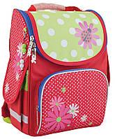 """Рюкзак школьный каркасный Ladybug 553334, ТМ """"Smart"""""""