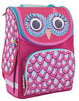 """Рюкзак школьный каркасный Owl 553336, ТМ """"Smart"""""""
