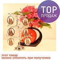 Фоторамка на 6 фото генеалогическое дерево / Фоторамка семейное дерево