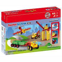 Конструктор Fischertechnik Junior Стартовый набор (FT-511930)