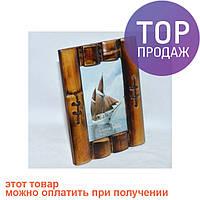 Рамка бамбуковая РБ378-10 / Настенные фоторамки