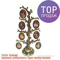 Фоторамка семейное дерево на 7 фото / Фоторамка семейное дерево
