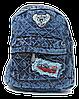 Женский джинсовый маленький рюкзак NNM-800717