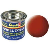 Аксессуары для сборных моделей Revell Краска цвета ржавчины матовая rust mat 14ml (32183)