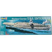 Сборная модель Revell Авианосец U.S.S. Enterprise 1:720 (5046)