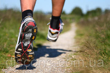 Амортизационные свойства беговых кроссовок