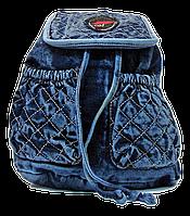 Рюкзак женский джинсовый маленький NNM-800889, фото 1