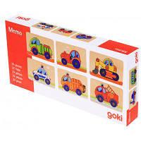 Развивающая игрушка Goki Трафик (56689)