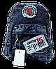 Рюкзак женский джинсовый маленький NNM-800892