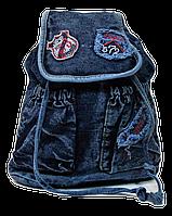 Рюкзак женский джинсовый маленький NNM-800896, фото 1