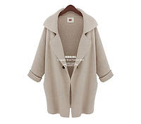 Стильное женское пальто на осень