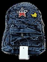 Рюкзак женский джинсовый маленький NNM-800898, фото 1
