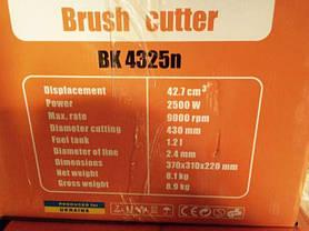 Мотокоса Power Craft BK 4325, фото 3