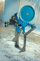 Чеснококопалка для мототрактора(мотоблока), фото 3