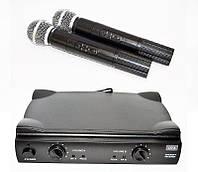 Вокальная радиосистема Shure UT4 База + 2 радиомикрофона