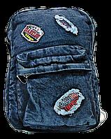Стильный женский джинсовый рюкзак YIN-757787, фото 1