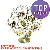 Фоторамка семейное древо - Яблоки на 7 фото, незабываемый подарок / Фоторамка семейное дерево